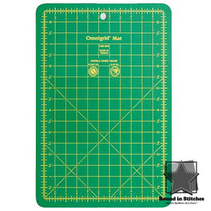 "Omnigrid® 5-1/2"" x 8-1/2"" Cutting Mat  