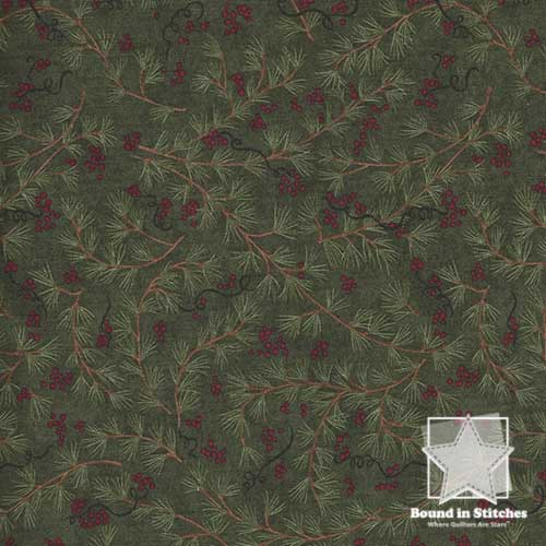 Once Upon A Memory - Bough Branches Fat Quarter by Moda Fabrics