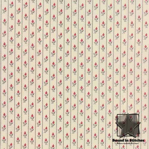 Moda Petite Prints Deux - Pearl by French General