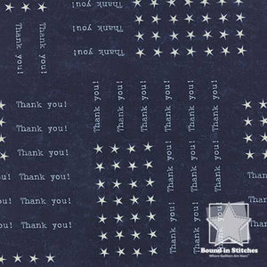 Red, White & Free – Navy Thank You by Sandy Gervais