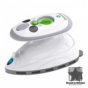 Steamfast Travel Steam Iron  |  Bound in Stitches