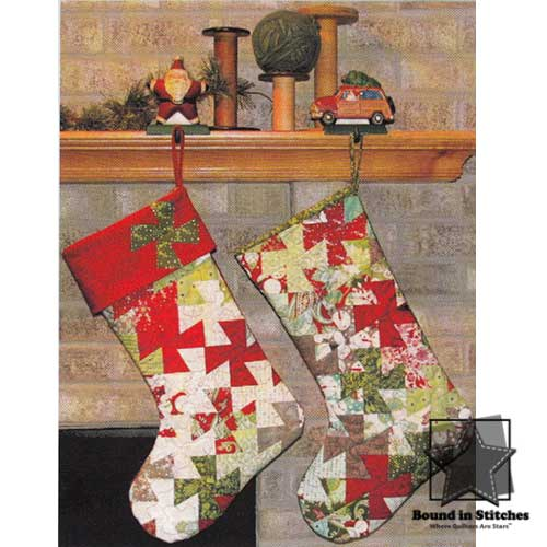 Stocking Sweet Stocking by Bean Counter Quilts