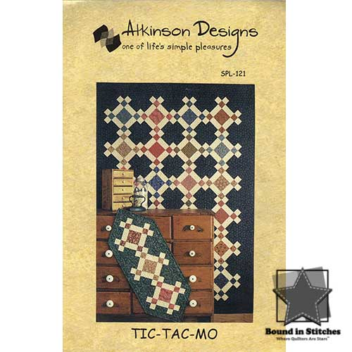 Tic-Tac-Mo by Atkinson Designs