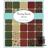Moda Turning Leaves - Layer Cake Assorted Prints  |  Bound in Stitches