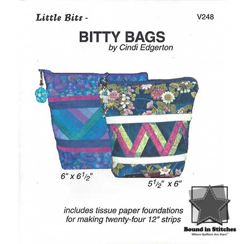 Bitty Bags | A Very Special Collection