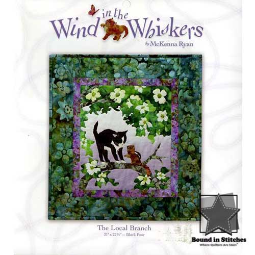 Wind in the Whiskers - The Local Branch by McKenna Ryan
