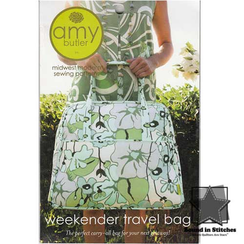 Weekender Travel Bag by Amy Butler