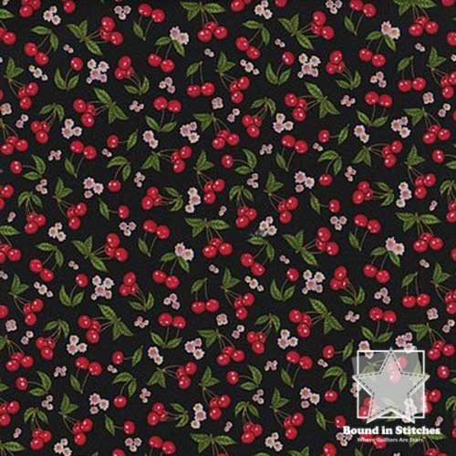 RJR Fabrics What's Cookin' - Cherries by Dan Morris