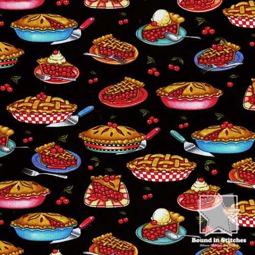 RJR Fabrics What's Cookin' - Pies by Dan Morris
