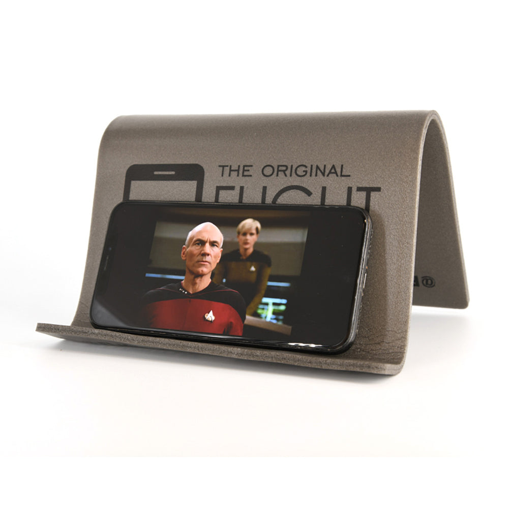 The FLIGHT FLAP XL - Phone & Tablet Holder, Specifically Designed for Air Travel (Buy 2 or More for FREE SHIPPING)