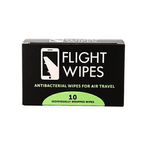 FLIGHT WIPES - Antibacterial Wipes