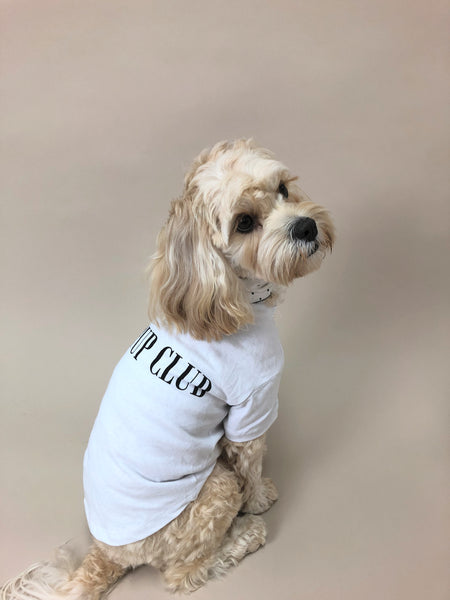 THE PUP CLUB TEE