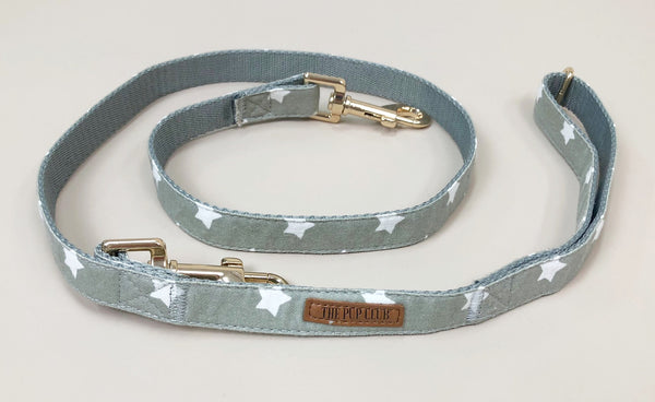 GREY STAR LEASH
