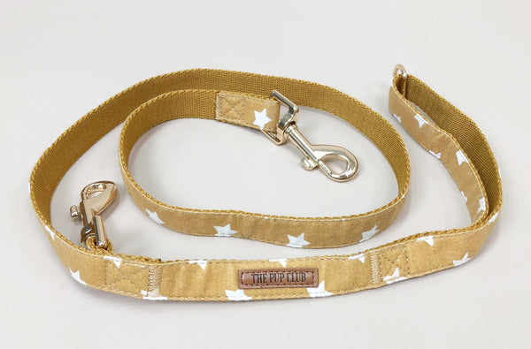 STAR LEASH // MUSTARD