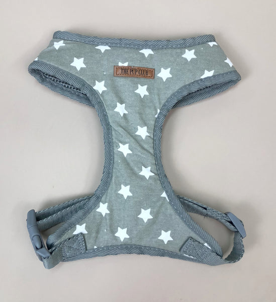 STAR HARNESS // GREY