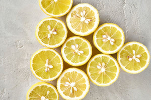 4 Reasons You Should Be Drinking Lemon Water Everyday