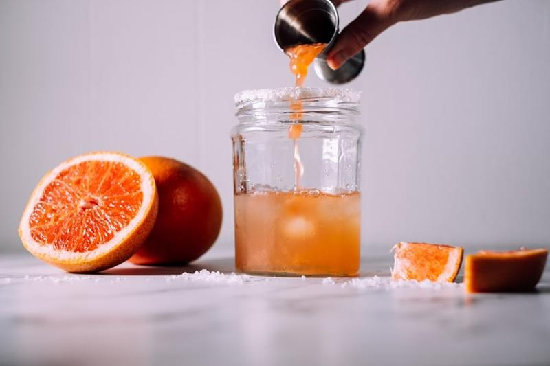A Healthy HALO Twist On Mexico's Beloved Paloma Cocktail image