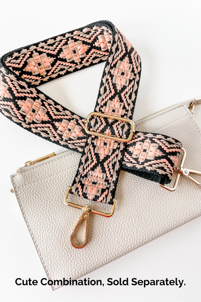 Abby Crossbody Handbag - Berry purple