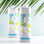Kokísimo Agua de Coco 1000 ml Display de 12 unidades