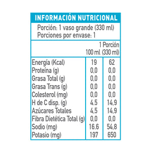 Agua de Coco 1000 ml Display de 12 unidades x 1000 ml