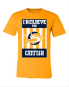 Catfish Gold Short Sleeve