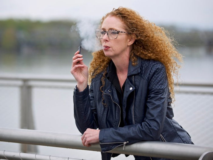 Cigarette Smokers Turning to E-Cigarettes to Quit