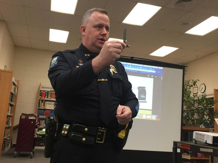 Police thankful for new rules that keep vaping devices away from kids / minors