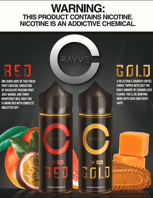 Cravve E-Liquid