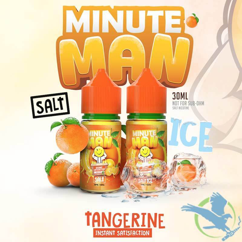 Minute Man [Salt Nic]