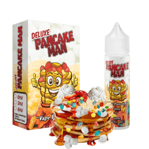Vape Breakfast Classics - Deluxe Pancake Man (60ML) E-juice Brands Vape Breakfast Classics 6mg
