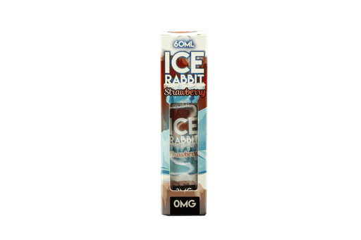 ICE Rabbit - Strawberry (60ML) E-juice Brands ICE Rabbit E-Juice 0mg