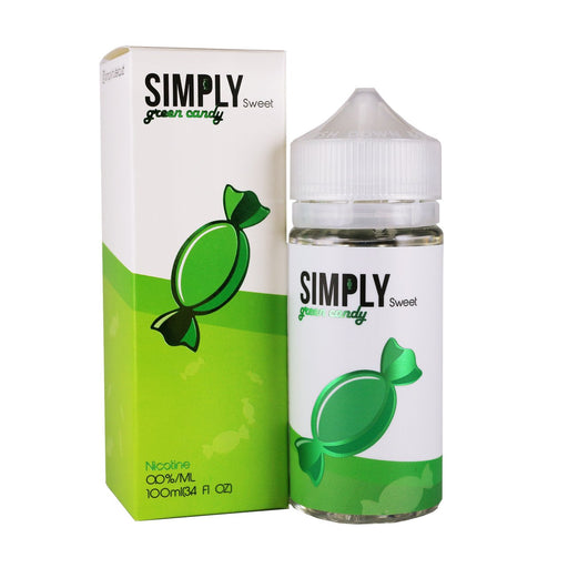 Simply Sweet - Green Candy (100ML)