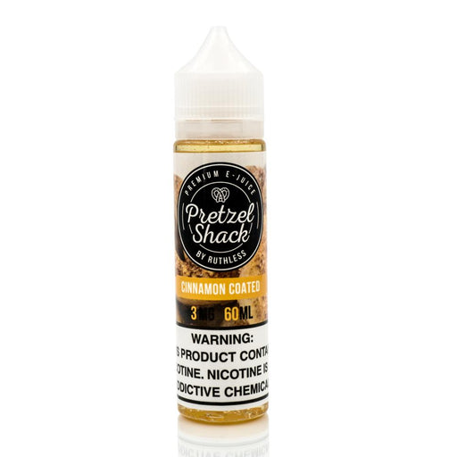 Pretzel Shack - Cinnamon Coated (60ML)