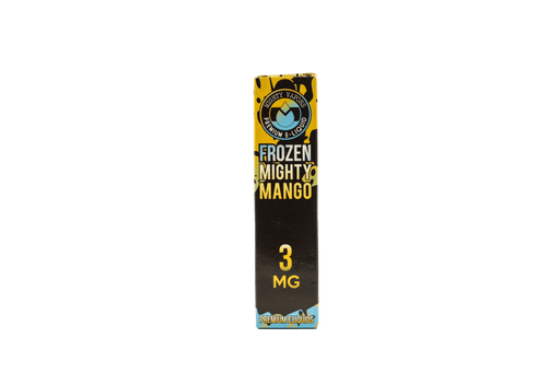 Mighty Vapors - Frozen Mighty Mango (60ML) E-juice Brands Mighty Vapors 0mg