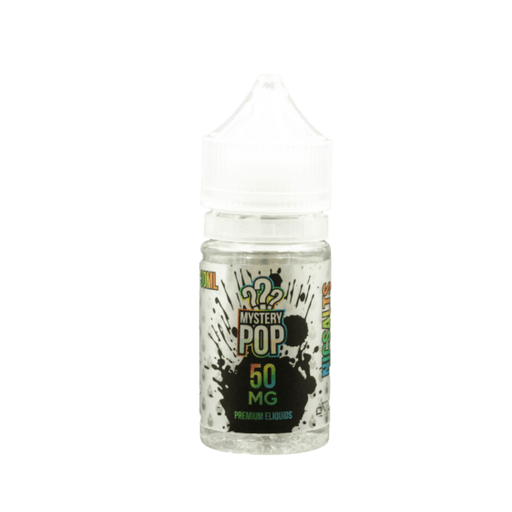 Mighty Vapors - Mystery Pop [Salt Nic] 30ML Nic Salt Products Mighty Vapors [Salt Nic] 36mg