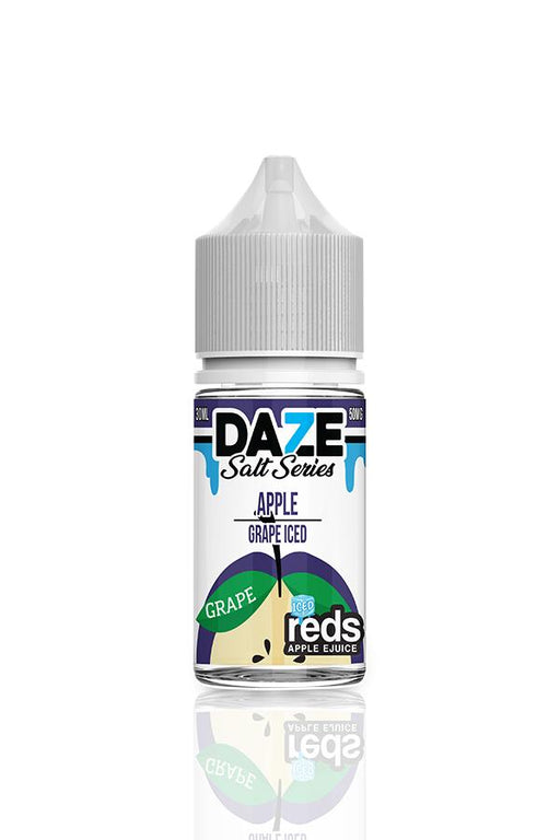 Reds Apple - Grape ICED [Salt Nic] (30ML) Nic Salt Products Reds Apple [Salt Nic] 30mg