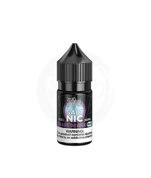 Ruthless [Nic Salt] - Grape Drank On ICE (30ML) Nic Salt Products Ruthless [Salt Nic] 35mg