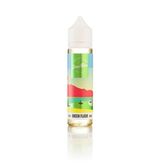 Coastline (Ripe Vapes) - Green Flash (60ML) E-juice Brands Ripe Vapes 6mg