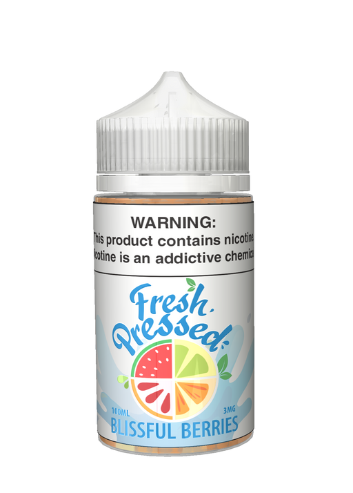 Fresh Pressed - Blissful Berries (100ML)