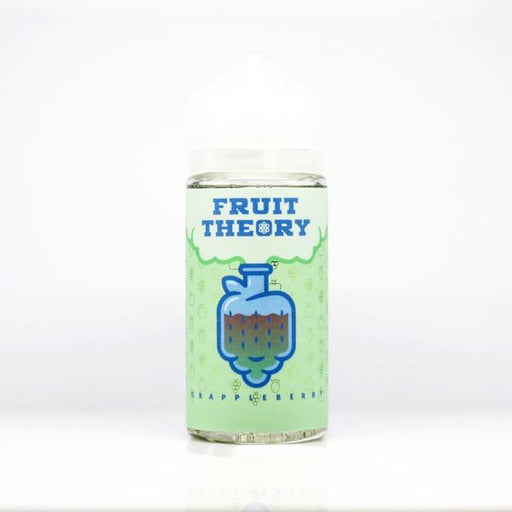Fruit Theory - Grappleberry (100ML) E-juice Brands Fruit Theory 0mg