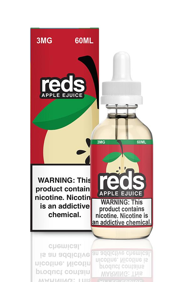 Reds Apple - Apple (60ML) E-juice Brands Reds Apple E-Juice 0mg