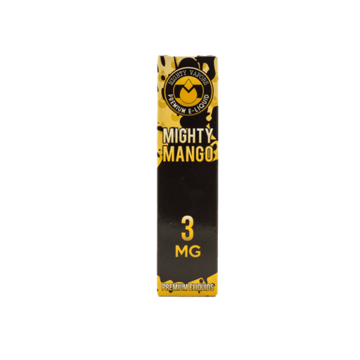 Mighty Vapors - Mighty Mango (60ML) E-juice Brands Mighty Vapors 0mg