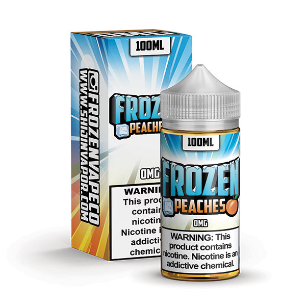 Frozen Vape Co. - Frozen Peaches (100ML)