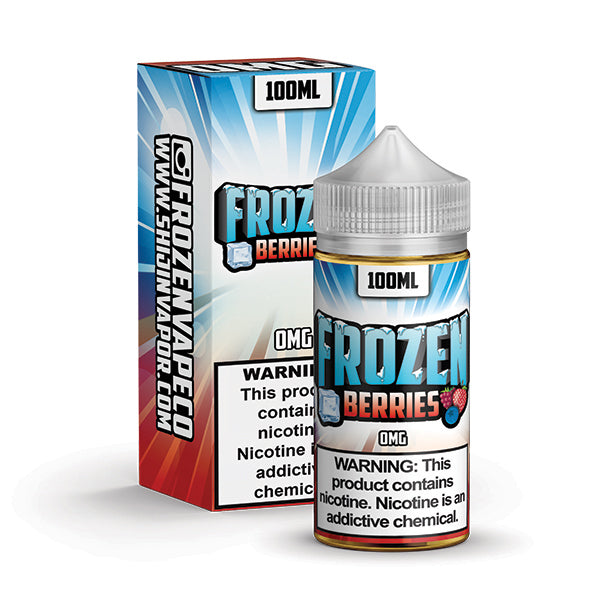 Frozen Vape Co. - Frozen Berries (100ML)