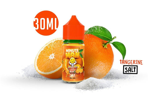 Minute Man - Tangerine [Salt Nic] (30ML) Nic Salt Products Minute Man 35mg