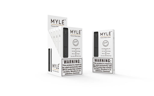 Myle Device Closed Pod System Myle Black