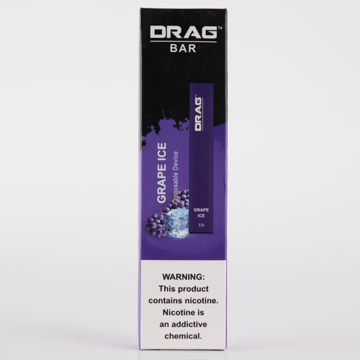 Drag Bar Disposable E-Cigs