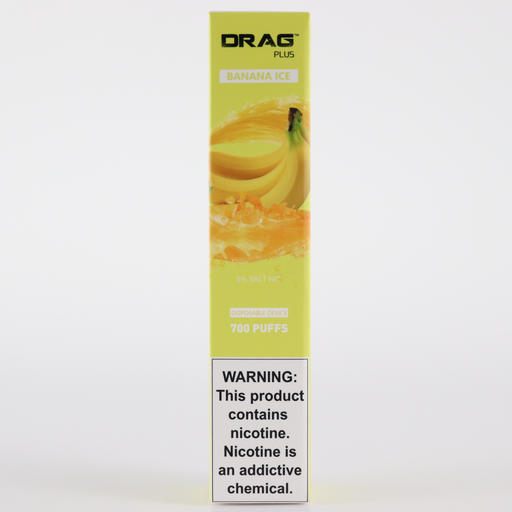Drag Plus Disposable E-Cigs