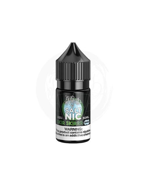 Ruthless [Nic Salt] - Skir Skirrr On ICE (30ML) Nic Salt Products Ruthless [Salt Nic] 35mg