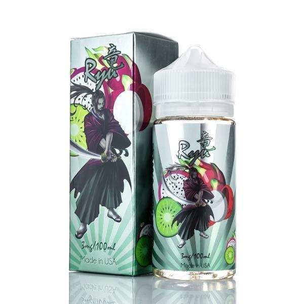 Sugoi Vapor - RYU (100ML) E-juice Brands Sugoi Vapor 0mg